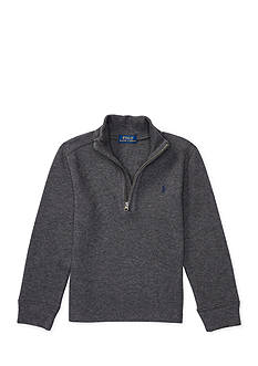 Ralph Lauren Childrenswear French-Rib Cotton Pullover Toddler Boys