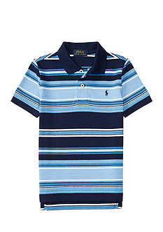 Ralph Lauren Childrenswear Short-Sleeve Striped Polo Toddler Boys