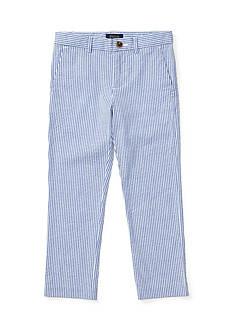 Ralph Lauren Childrenswear Seersucker Pants Toddler Boys