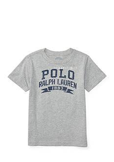Ralph Lauren Childrenswear Jersey Graphic Tee Toddler Boys