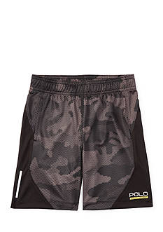 Ralph Lauren Childrenswear Camo Performance Short Toddler Boys
