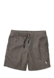 Ralph Lauren Childrenswear Cotton Twill Short Toddler Boys