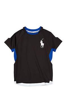 Ralph Lauren Childrenswear Mesh Polo Shirt Toddler Boys