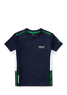 Ralph Lauren Childrenswear Performance Graphic Tee Toddler Boys
