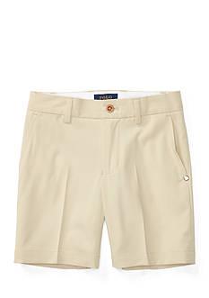Ralph Lauren Childrenswear Stretch Twill Shorts Toddler Boys