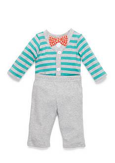 Nursery Rhyme 3-Piece Bodysuit, Bow Tie, and Pants Set