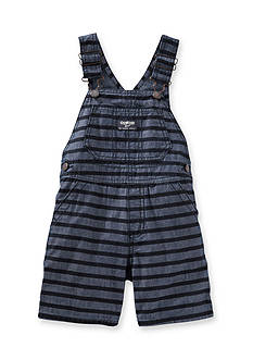 OshKosh B'gosh® Stripe Shortalls