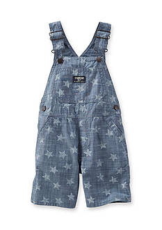 OshKosh B'gosh® Denim Overalls