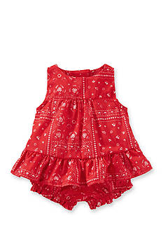 OshKosh B'gosh® 2 Piece Tiered Ruffle Dress Set