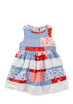 OshKosh B'gosh® Patchwork Dress