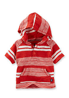 OshKosh B'gosh® Stripe Hooded Shirt