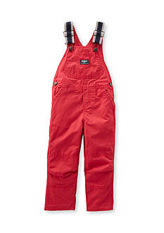 OshKosh B'gosh Twill Front Pocket Overalls