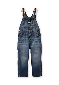 OshKosh B'gosh Denim Aged-Heritage Wash Overalls