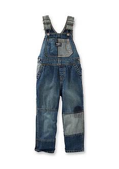 OshKosh B'gosh Patchwork Denim Overalls Infant/Baby Boys
