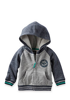 OshKosh B'gosh French Terry Varsity Hoodie