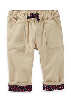 OshKosh B'gosh Twill Jogger Pants