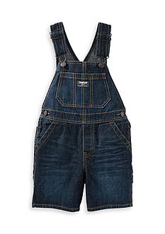 OshKosh B'gosh Denim Shortalls Union Wash