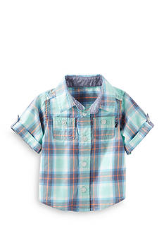 OshKosh B'gosh 2-Pocket Plaid Shirt