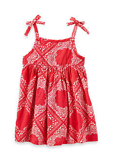 OshKosh B'gosh® Bandana Print Dress