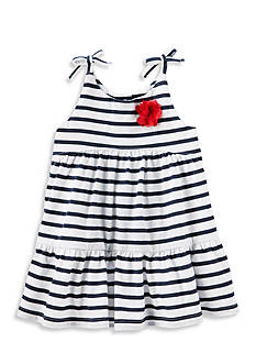 OshKosh B'gosh® Stripe Jersey Tier Dress