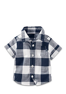 OshKosh B'gosh Buffalo Check Button Front Shirt
