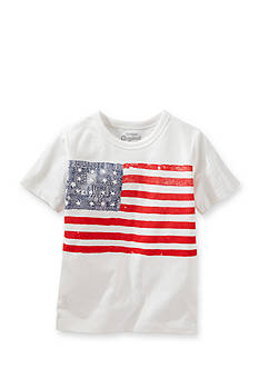 OshKosh B'gosh American Flag Tee Toddler Boys