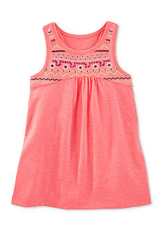 OshKosh B'gosh® Printed Glow Tank Top Toddler Girls
