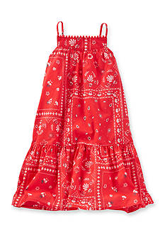 OshKosh B'gosh® Bandanna Dress Toddler Girls