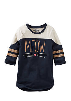 OshKosh B'gosh Meow Tunic Toddler Girls