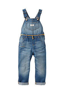 OshKosh B'gosh Toddler Girls Mayfly Denim Overalls