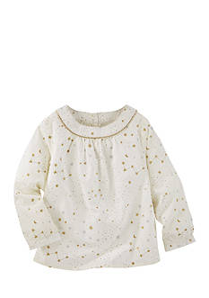 OshKosh B'gosh Sparkly Star Print Top Toddler Girls
