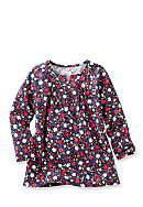 OshKosh B'gosh® TLC Floral Pin-Tuck Tunic