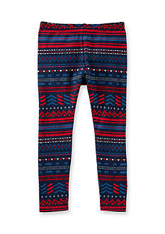 OshKosh B'gosh® Fair Isle Leggings Toddler Girls