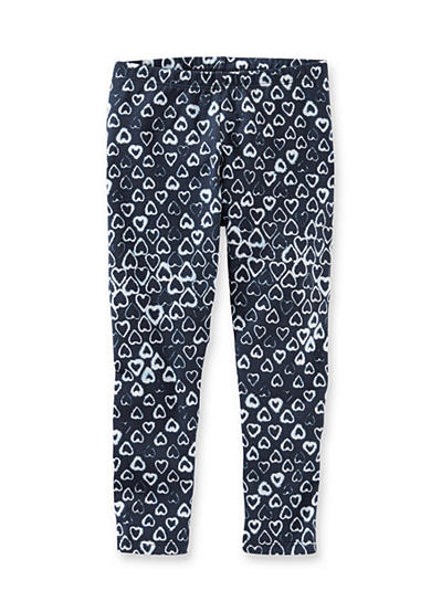 OshKosh B'gosh® Heart Print Leggings Toddler Girls