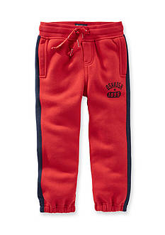 OshKosh B'gosh® Solid Fleece Pants Toddler Boys