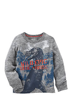 OshKosh B'gosh Dino Long Sleeve Tee Toddler Boys