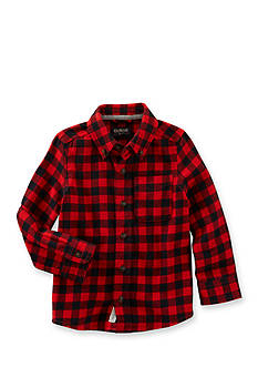 OshKosh B'gosh Flannel Button-Front Shirt Toddler Boys