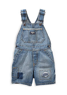 OshKosh B'gosh Rip-&-Repair Denim Shortalls Toddler Boys