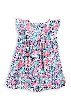 OshKosh B'gosh Floral Angel Sleeve Tunic Toddler Girls
