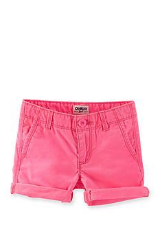 OshKosh B'gosh Twill Shorts Toddler Girls