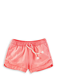 OshKosh B'gosh® Twill Shorts Toddler Girls