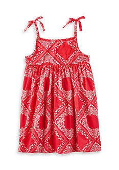 OshKosh B'gosh Bandana Print Dress Toddler Girls