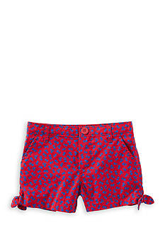 OshKosh B'gosh® Side-Tie Bubble Short Toddler Girls