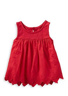 OshKosh B'gosh Embroidered Babydoll Tank Toddler Girls