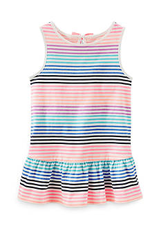 OshKosh B'gosh Skinny Stripe Tunic Toddler Girls