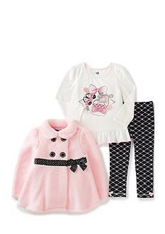 Kids Headqrtrs Inf/Tdlr Girl Things Jacket Set Toddler Girls