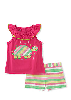 Kids Headquarters 2-Piece Turtle Tank and Short Set