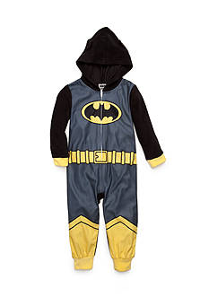 AME 1-Piece Batman Pajama Toddler Boys