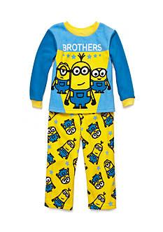 minions™ Fleece Pajamas Toddler Boys