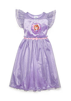 Disney® Sofia Fantasy Night Gown Toddler Girls
